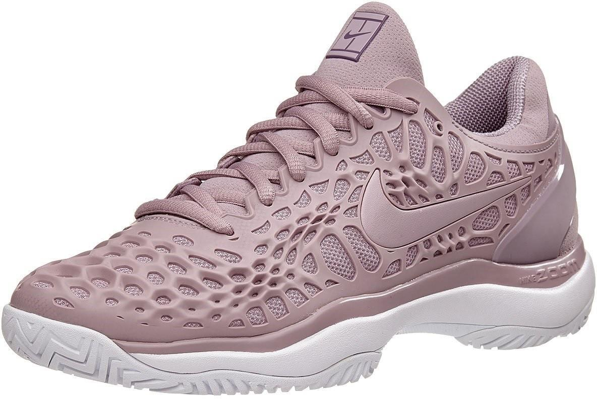 Теннисные кроссовки женские Nike WMNS Air Zoom Cage 3 HC elemental rose