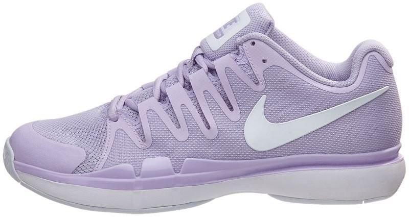 Теннисные кроссовки женские Nike WMNS Zoom Vapor 9.5 Tour violet mist/white/summit white