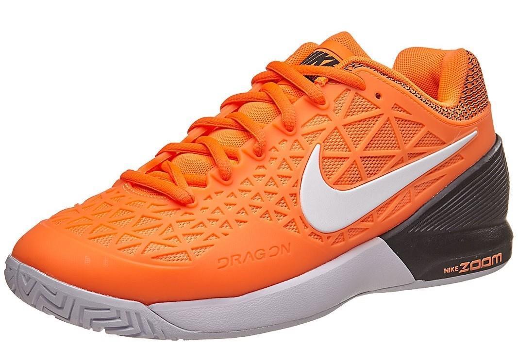 Теннисные кроссовки женские Nike Zoom Cage 2 EU ГРУНТ tart/white/black