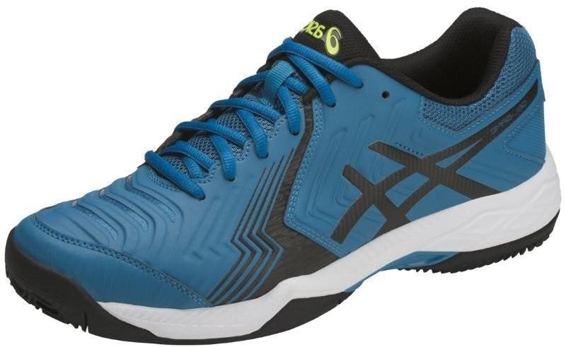 Теннисные кроссовки мужские Asics Gel-Game 6 Blue/Black/White