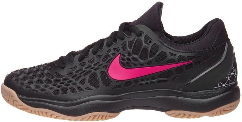 aded61739d1f43 Тенісні кросівки чоловічі Nike Air Zoom Cage 3 HC PRM black/gum light brown