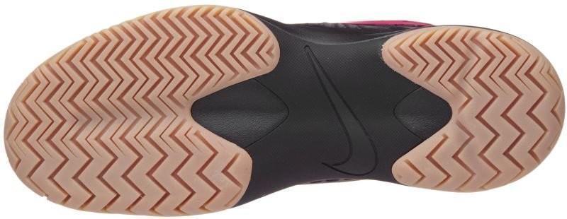 17bc0cc1211cc5 ... Тенісні кросівки чоловічі Nike Air Zoom Cage 3 HC PRM black/gum light  brown ...