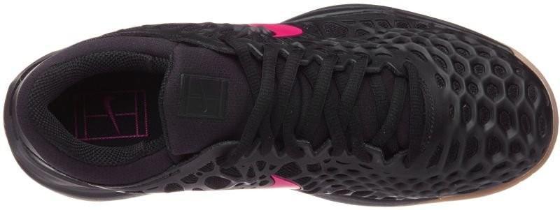 3179afee30a901 ... Тенісні кросівки чоловічі Nike Air Zoom Cage 3 HC PRM black/gum light  brown