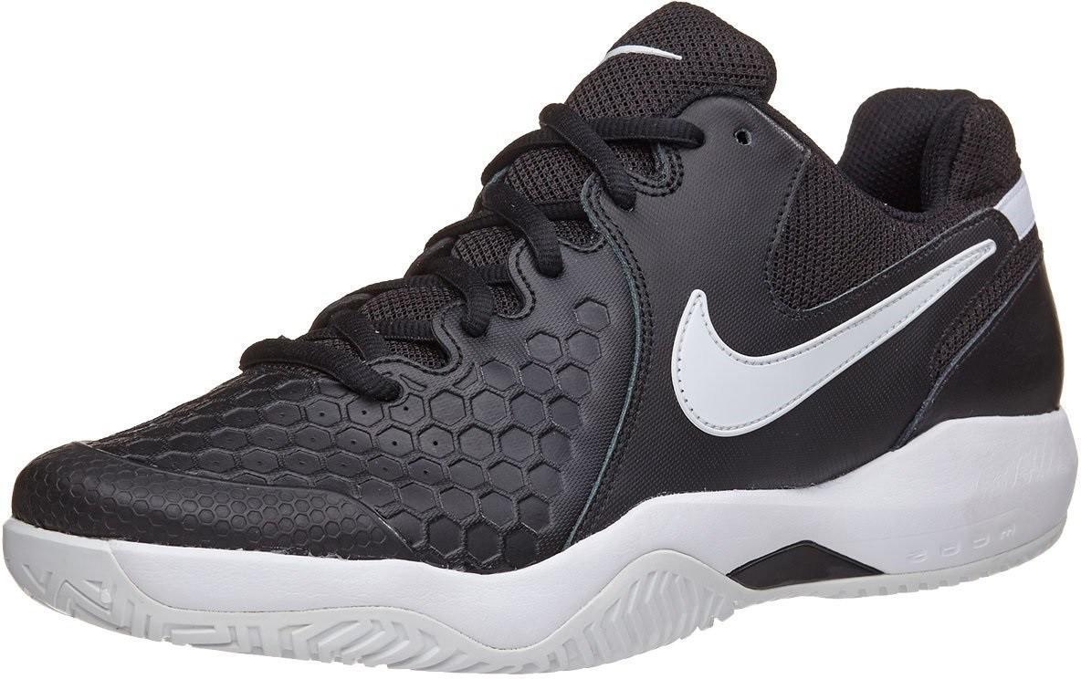Теннисные кроссовки мужские Nike Air Zoom Resistance black/white