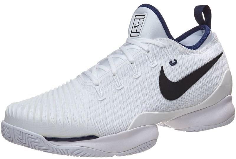 Теннисные кроссовки мужские Nike Air Zoom Ultra React white/binary blue