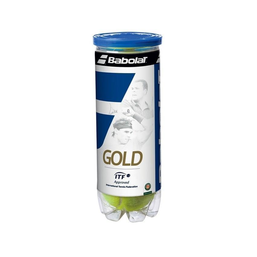 Мячи для тенниса Babolat Gold 3-Ball