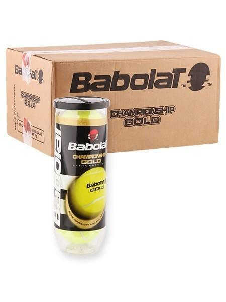 Мячи для тенниса Babolat Gold 3-Ball 24 банки