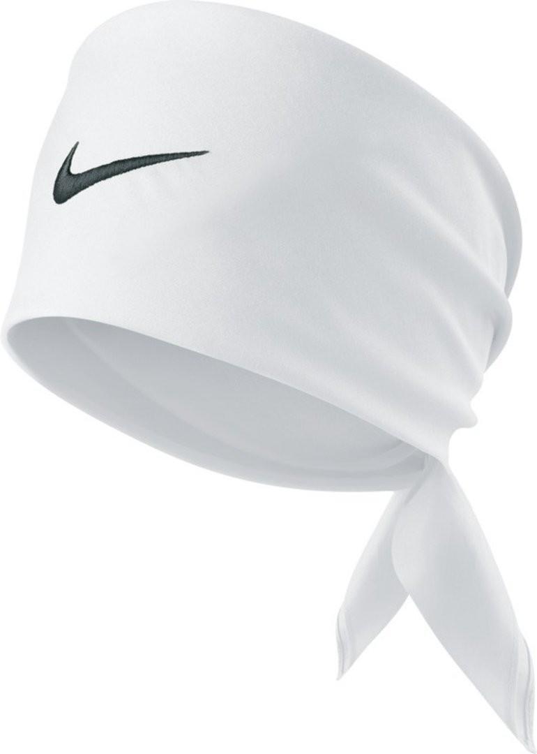 Бандана Nike Swoosh Bandana white
