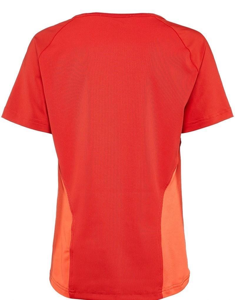 Теннисная футболка детская Adidas by Stella McCartney Barricade Tee red