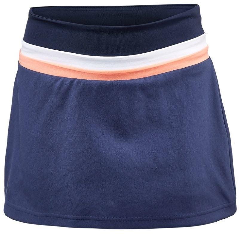 Теннисная юбка детская Adidas G Club Skirt collegiate navy
