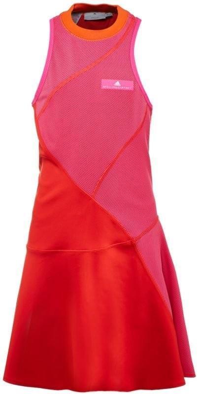 Теннисное платье детское Adidas by Stella McCartney Barricade Dress core red