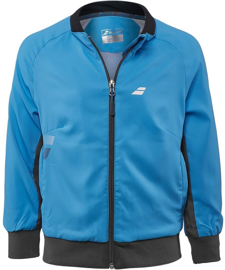 Кофта детская Babolat Core Club Jacket Girl drive blue