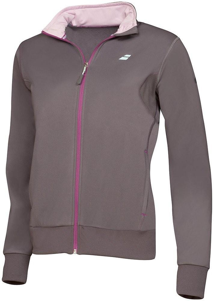 Кофта детская Babolat Jacket Performance Girl castlerock