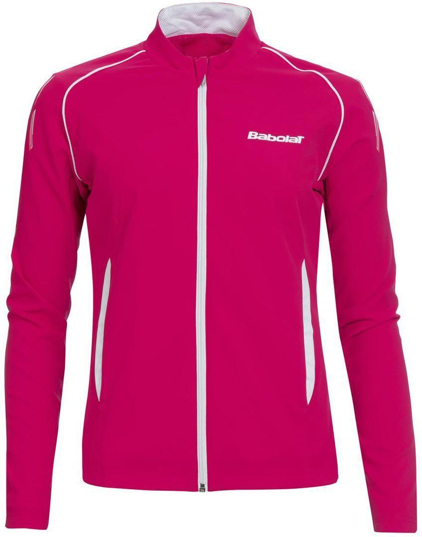 Куртка детская Babolat Jacket Match Core Girl cherry