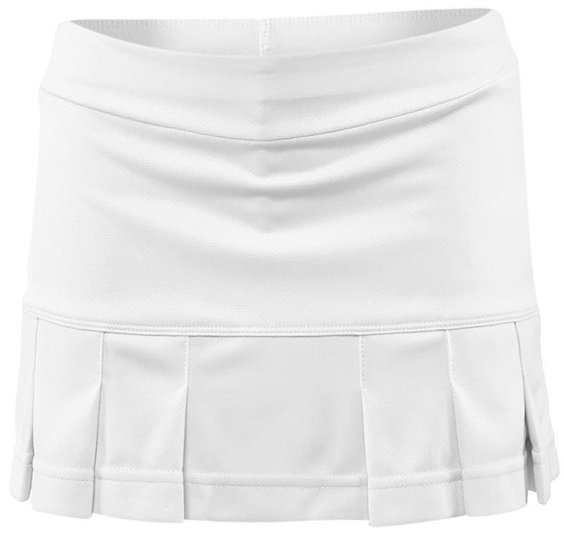 Теннисная юбка детская Babolat Core Skirt Girl white