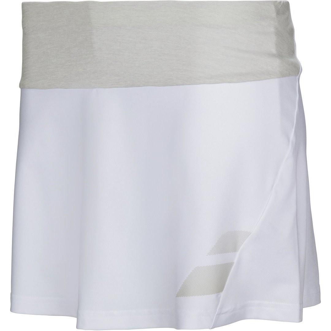 Теннисная юбка детская Babolat Performance Skirt Girl white