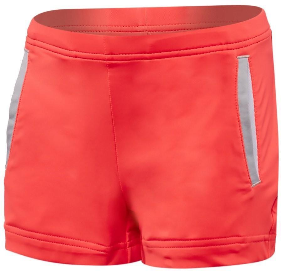 Теннисные шорты детские Babolat Core Short Girl fluo strike