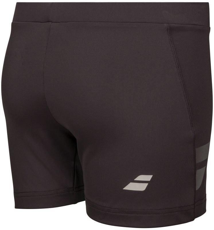 Теннисные шорты детские Babolat Core Shorty Girl castelerock под платье