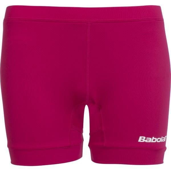 Теннисные шорты детские Babolat Short Girl Match Performance cherry под платье