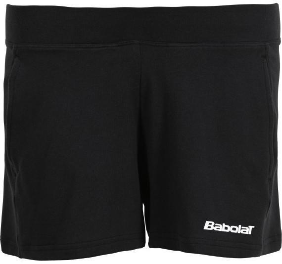 Теннисные шорты детские Babolat Sweat Short Core Girl dark grey