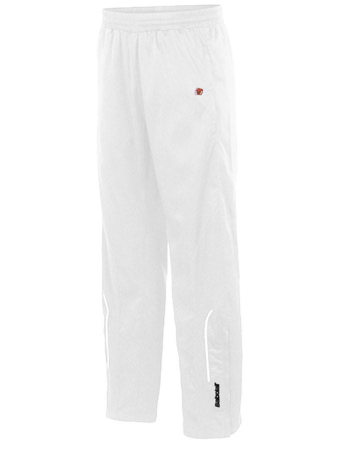Штаны детские Babolat Pant Girl Club white/navy