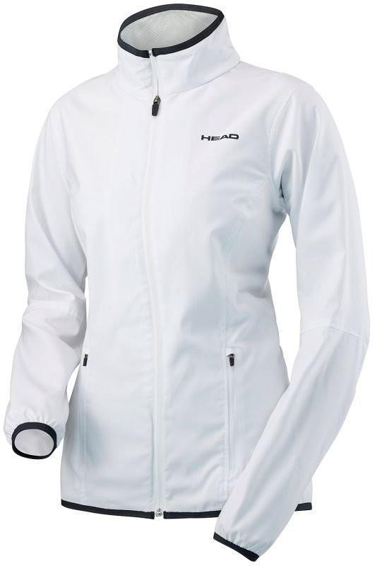 Куртка детская Head Club Jacket G white