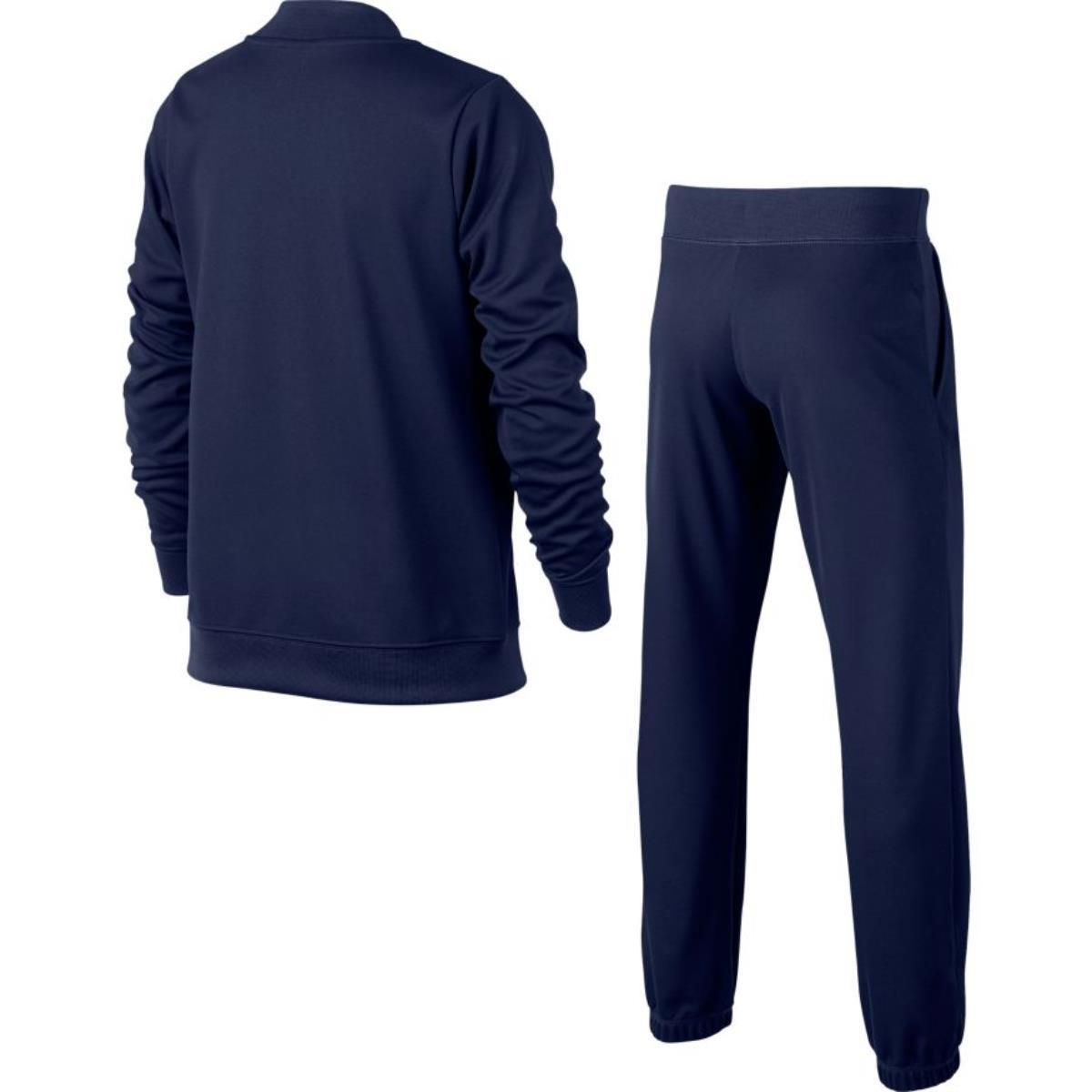 Спортивный костюм детский Nike Girl's NSW Track Suit Tricot Blue Jay/Light Aqua