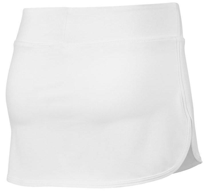 Теннисная юбка детская Nike Pure Girls Skirt white/black