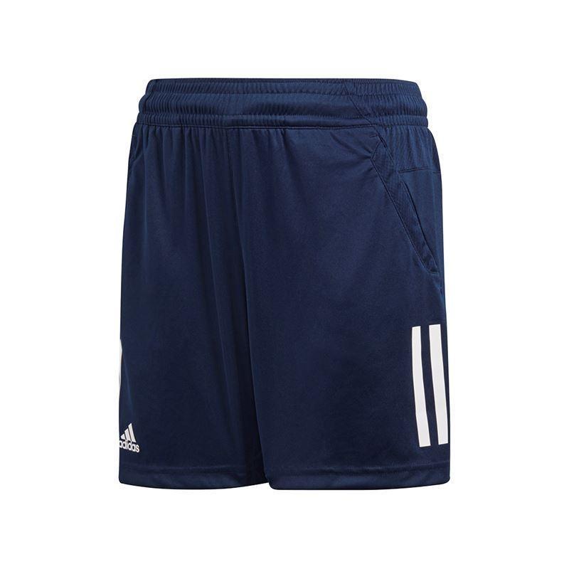 Теннисные шорты детские Adidas B Club 3S Short collegiate navy