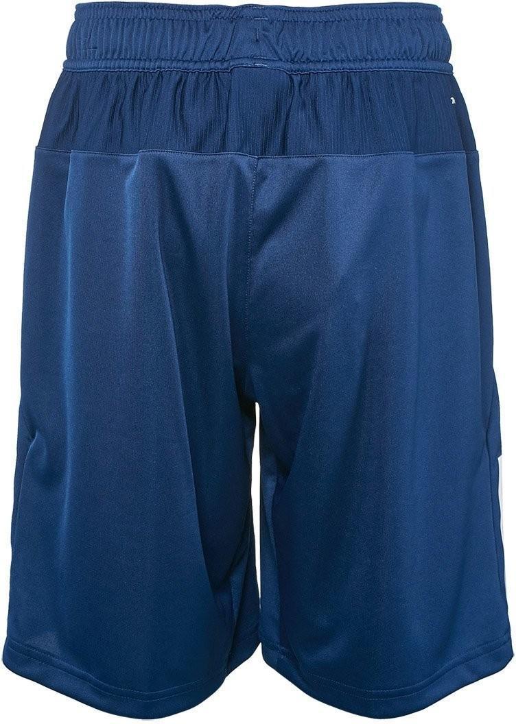 Теннисные шорты детские Adidas B Club Short mystery blue/white