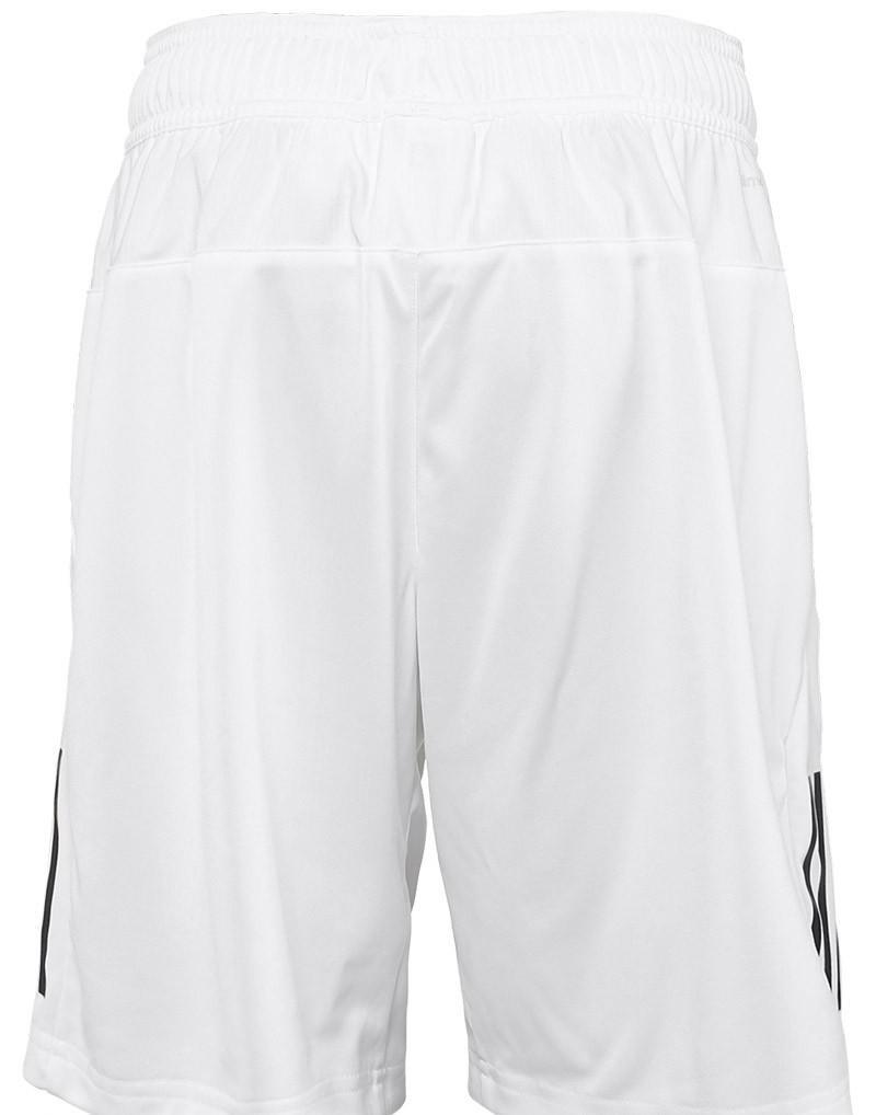 Теннисные шорты детские Adidas B Club Short white/black