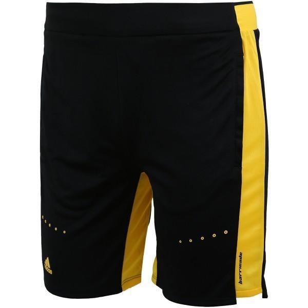 Теннисные шорты детские Adidas Barricade Short black