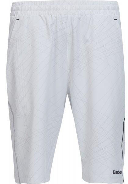 Детские теннисные шорты Babolat X-Long Boy Match Performance white