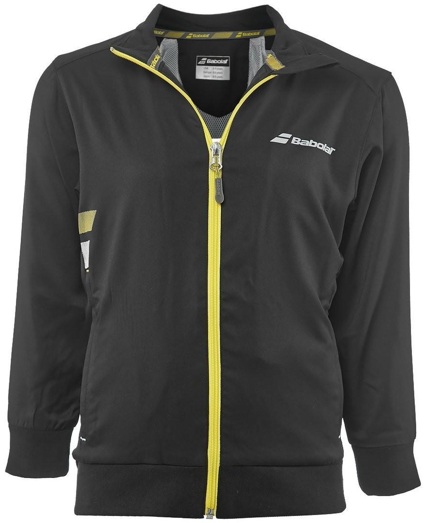 Кофта детская Babolat Core Club Jacket Boy black