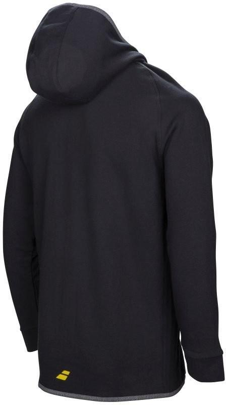 Кофта детская Babolat Core Hood Sweat Boy black