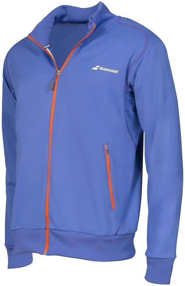 Куртка детская  Babolat Jacket Performance Boy dazzing blue