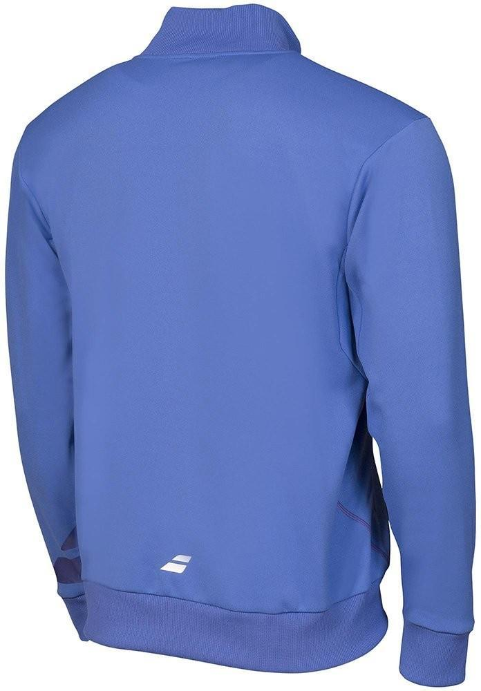 Куртка детская  Babolat Jacket Performance Boy dazzing blue
