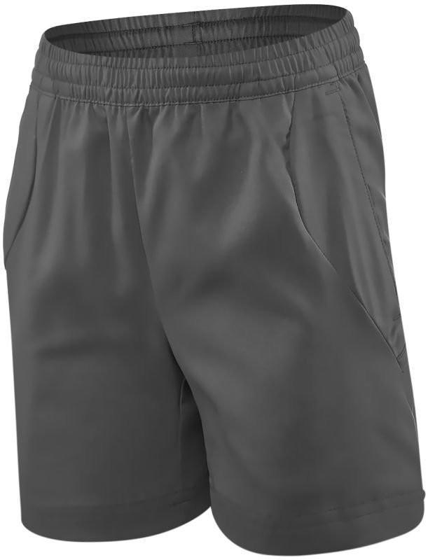 Теннисные шорты детские Babolat Core Short 8 Boy dark grey