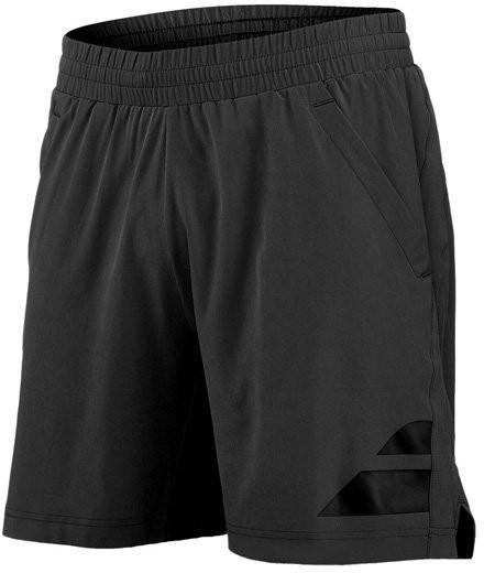 Теннисные шорты детские Babolat Short Performance Boy black