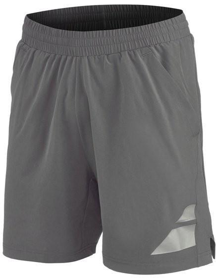 Теннисные шорты детские Babolat Short Performance Boy steel grey