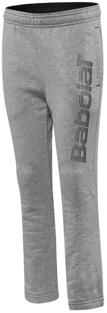 Штаны детские Babolat Core Sweat Pant Big Logo Boy heather grey