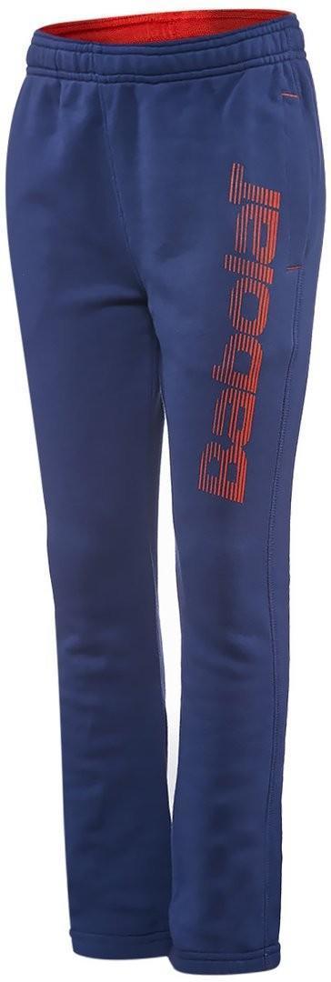 Штаны детские Babolat Core Sweat Pant Big Logo Boy twilight blue