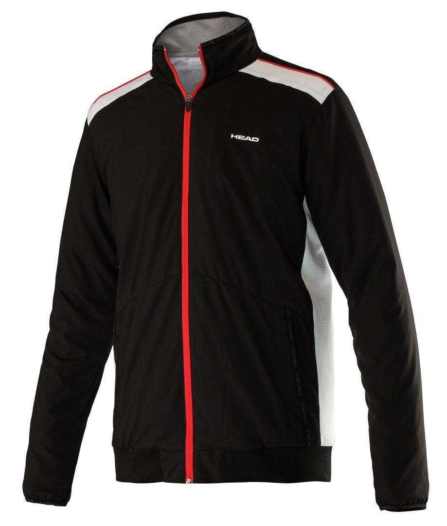 Куртка детская Head Club B Jacket black