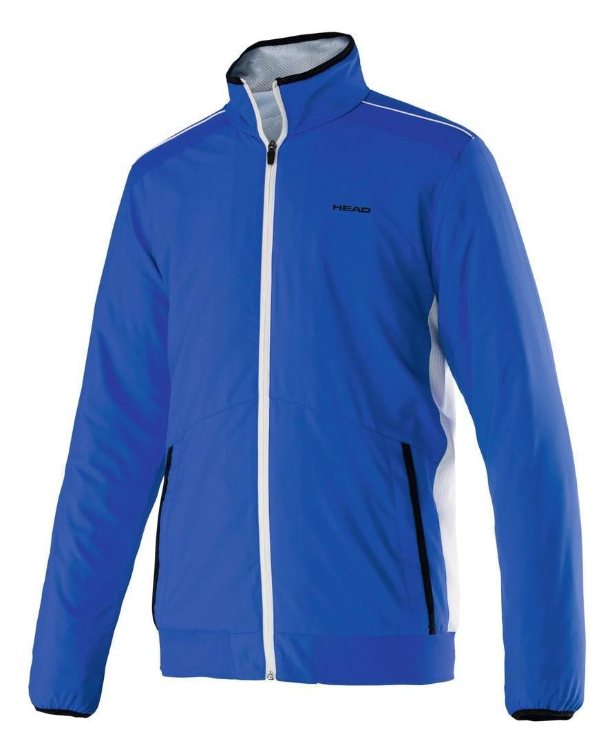 Куртка детская Head Club B Jacket blue
