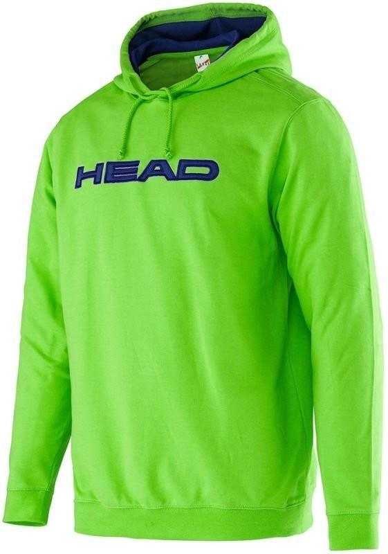 Реглан детский Head Byron Jr Hoddy apple green/navy
