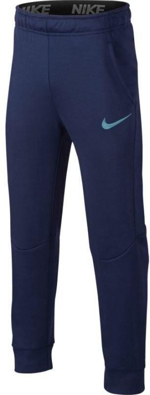 Спортивные штаны детские Nike Boys Dry Pant Taper FLC binary blue/celurean