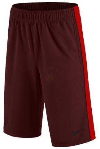 Теннисные шорты детские Nike Aceler8 Short YTH team red/crimson