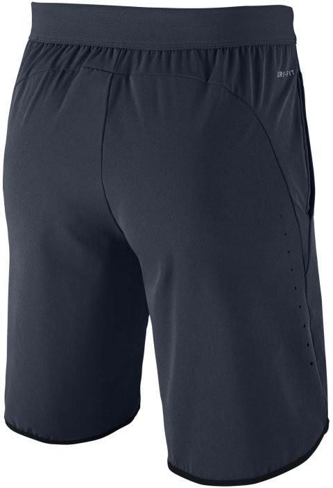 Теннисные шорты детские Nike Boy's Gladiator Short obsidian navy/black/white