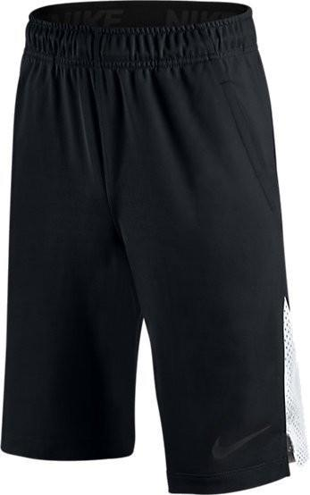 Теннисные шорты детские Nike Boy's Hyperspeed Knit Short black/white