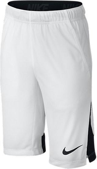 Теннисные шорты детские Nike Boy's Hyperspeed Knit Short white/black